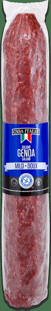 Casa Italia Genoa Salami.