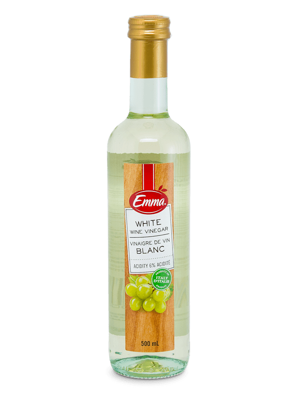Emma White Wine Vinegar.