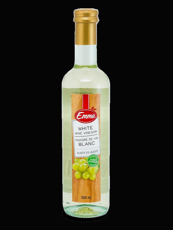 Emma White Wine Vinegar.