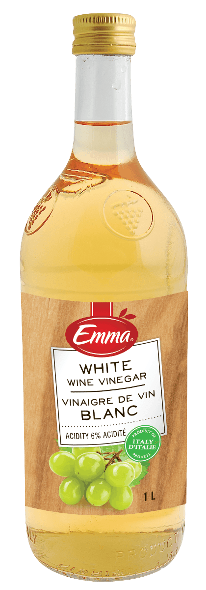 Emma White Wine Vinegar | Jan K. Overweel