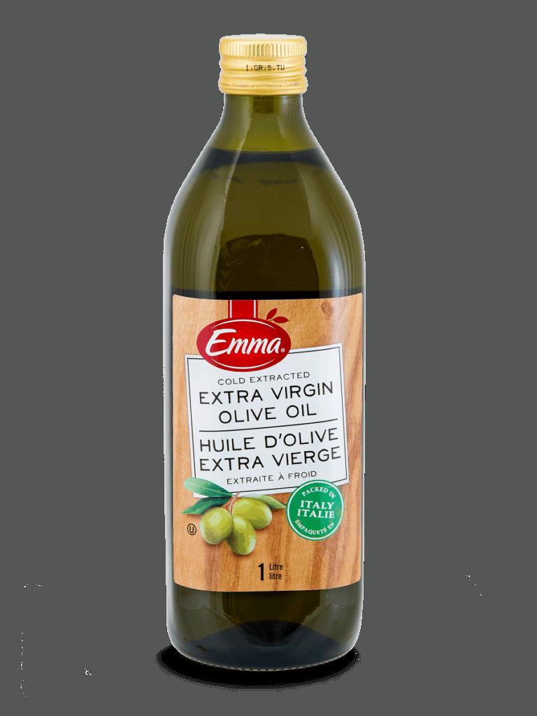 Emma Extra Virgin Olive Oil.