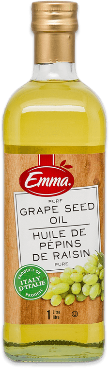 Emma Pure Grapeseed Oil.