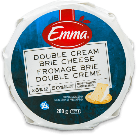 Emma Brie - Double Cream.
