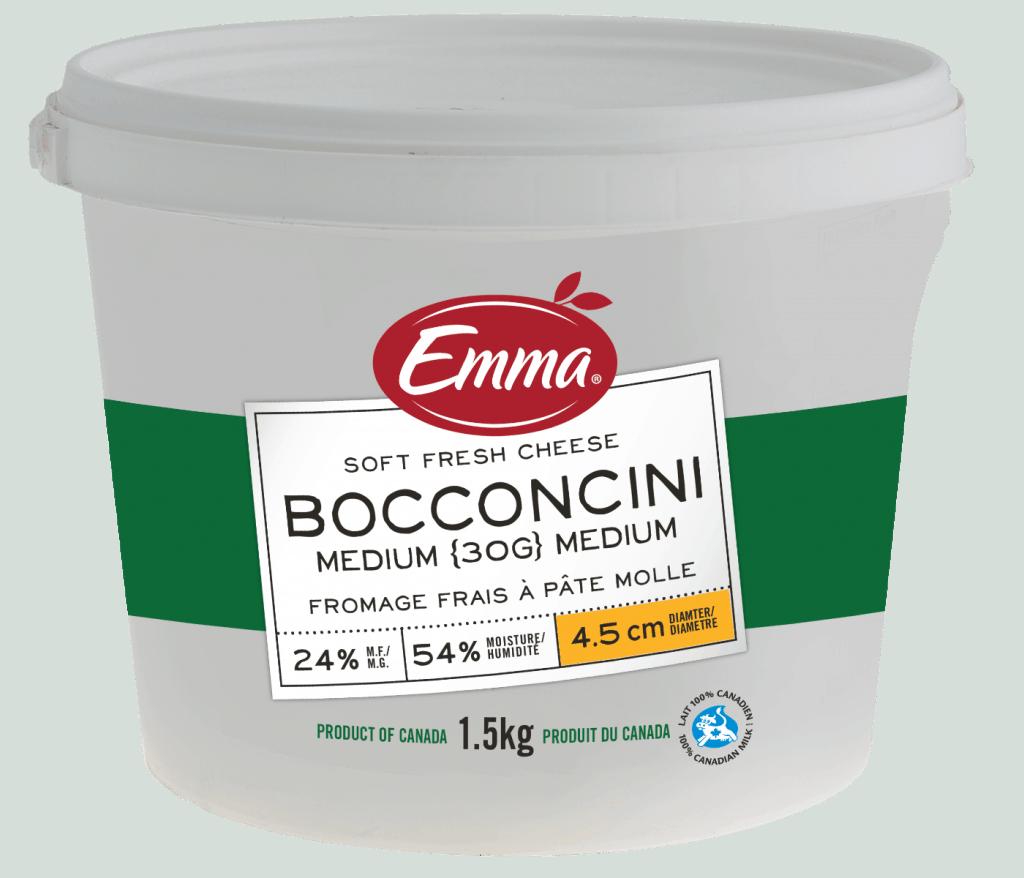 Emma Bocconcini Pail.