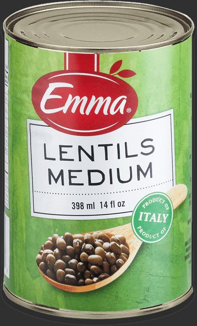 Emma Lentils Medium.