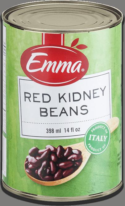 Emma Red Kidney Beans.