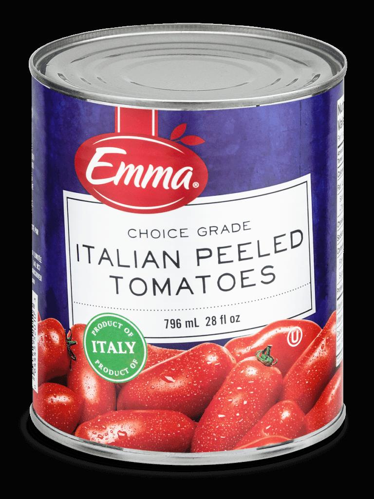 Emma Italian Peeled Tomatoes.