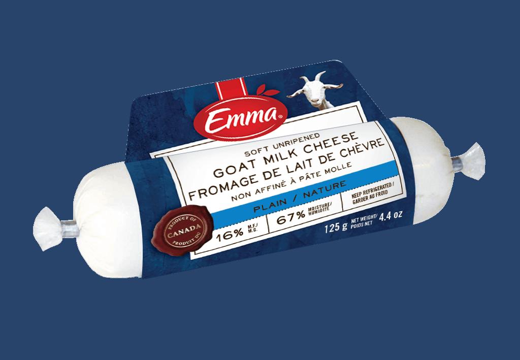 Emma Mini Goats Milk Cheese Rolls.