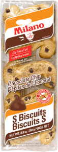 Milano Chocolate Chip S Biscuits
