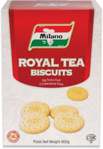 Milano Royal Tea Biscuits