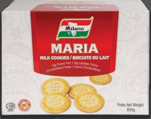 Milano Maria Milk Cookies