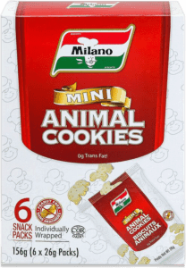 Milano Mini Animal Cookies