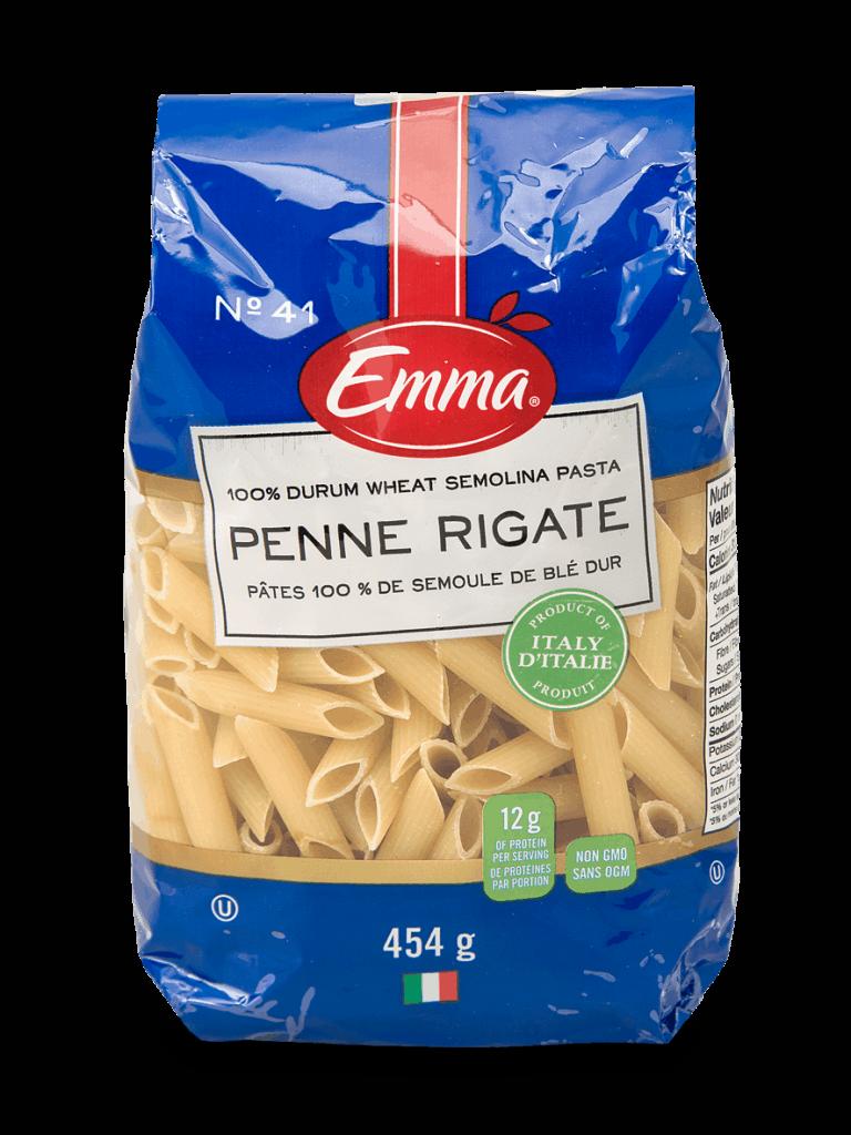 EMMA Penne Rigate Pasta.